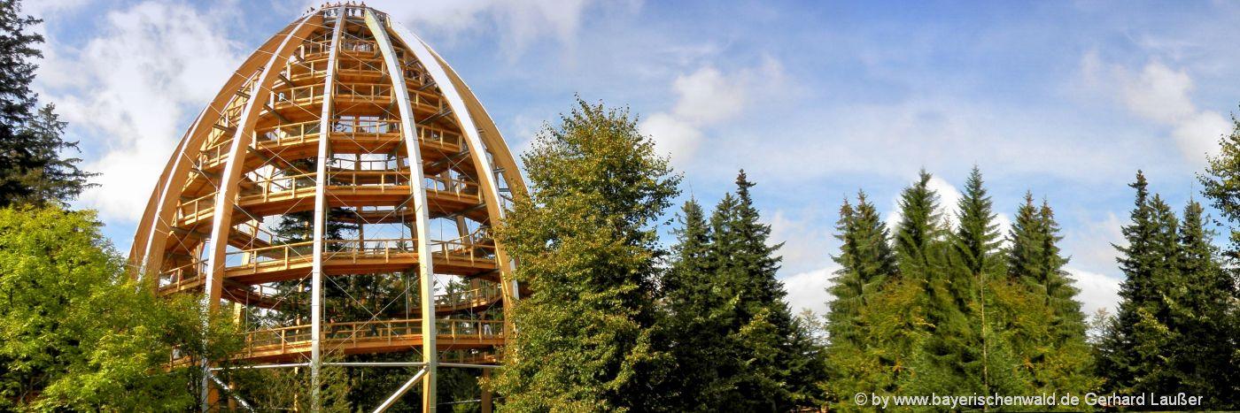 Sehenswürdigkeiten in Bayern Ausflugsziele im Bayerischen Wald